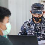 KERJASAMA DENGAN TNI AL LANAL YOGYAKARTA, SEKOLAH BIAS TERDEPAN VAKSINASI UNTUK REMAJA
